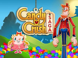 Candy Crush Saga Mod Apk v1.96.1.1 Unlimited Lives&More Terbaru