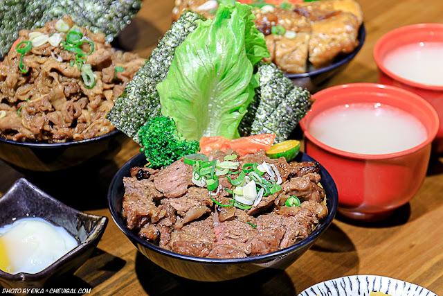 MG 5222 - 熱血採訪│滿滿肉山層層堆疊的平價燒肉丼!完全看不到底下的白飯,極盛肉山還有肉量雙倍加乘!