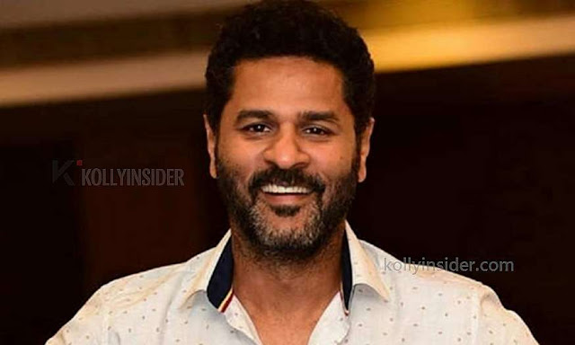 Prabhu Deva got married for the second time