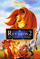 El Rey León 2: El Reino de Simba / El Tesoro de Simba