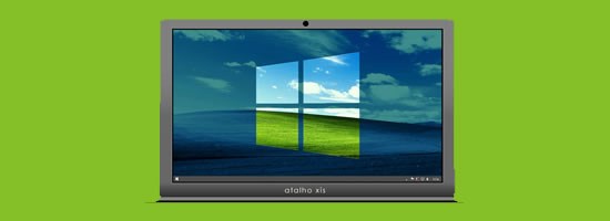 Windows XP download gratis Tribute walllpaper full hd