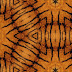 Bruin tijger patroon bureaublad achtergrond