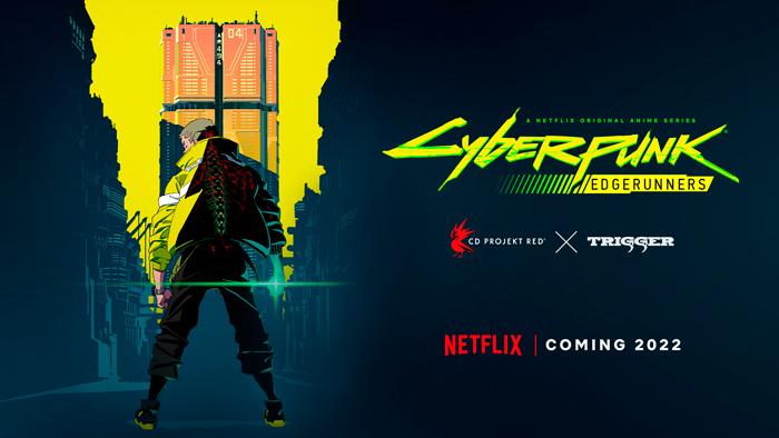 Cyberpunk: Edgerunners anime - Estudio Trigger - Netflix