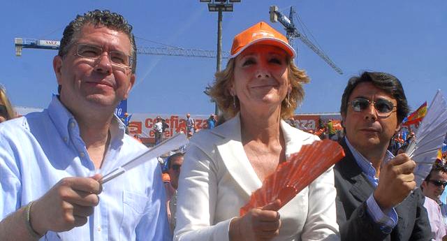Madrid: Saqueo a la democracia