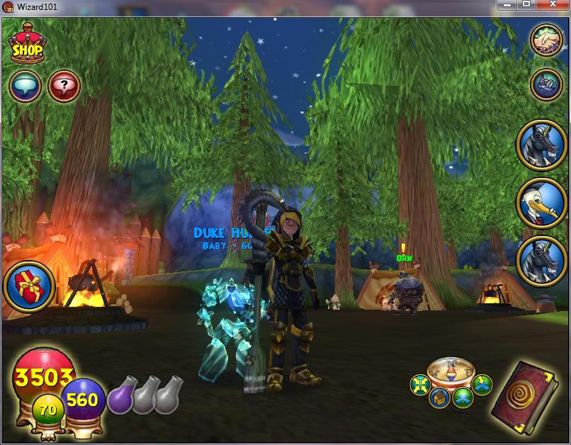 Wizard101 wintertusk final boss