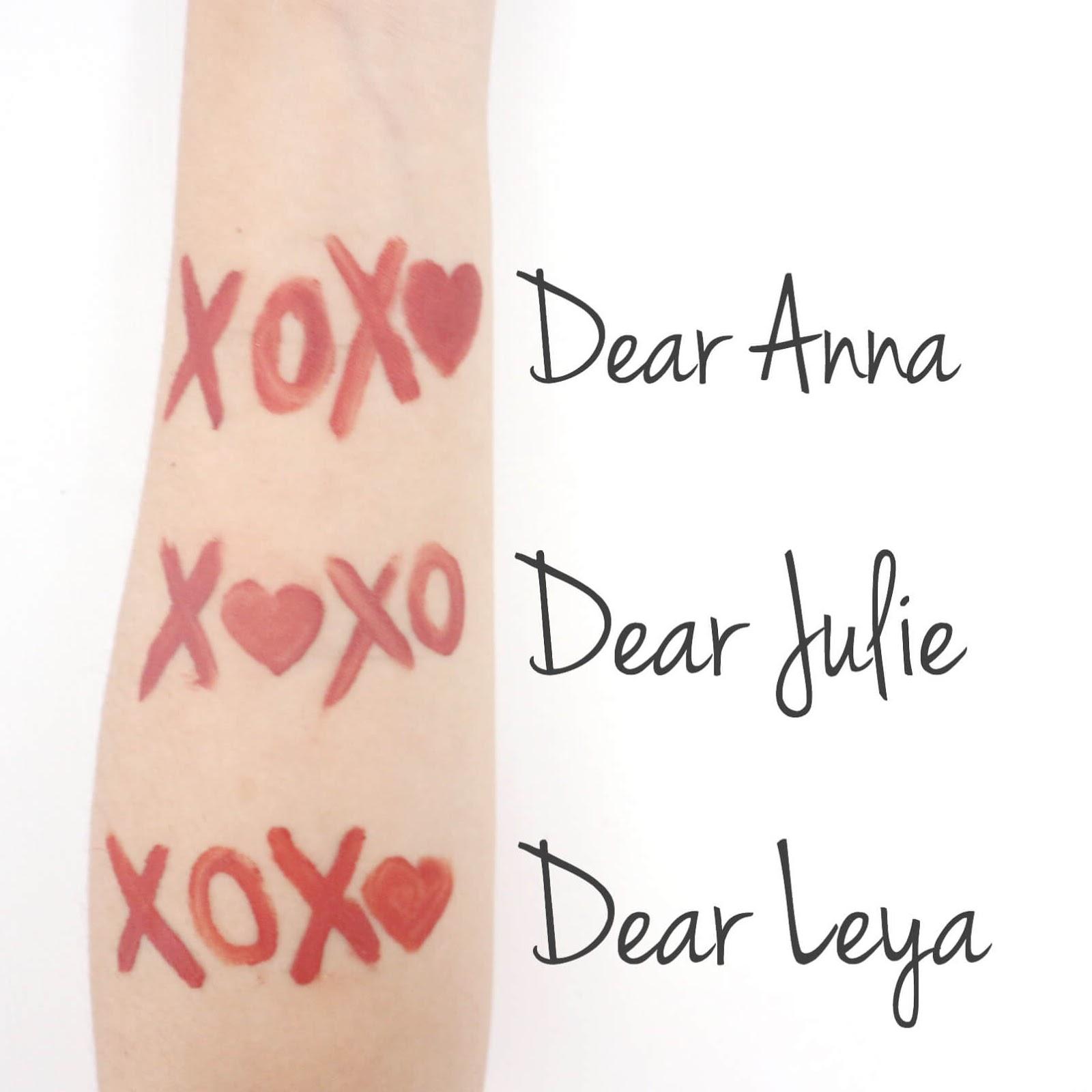 Dear Me Matte Lip CreaMe