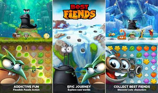 Best Fiends Mod Apk Free Shopping
