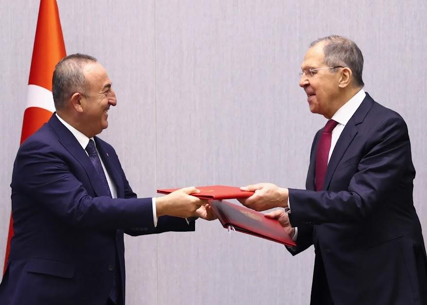 """Το """"ξανθό γένος"""" αγκαλιά με την ισλαμική Τουρκία"""