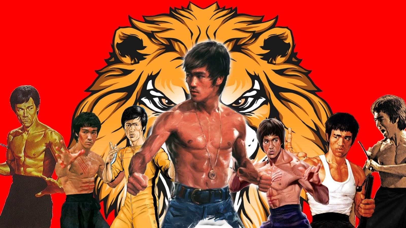 Bruce Lee Wallpaper for Desktop