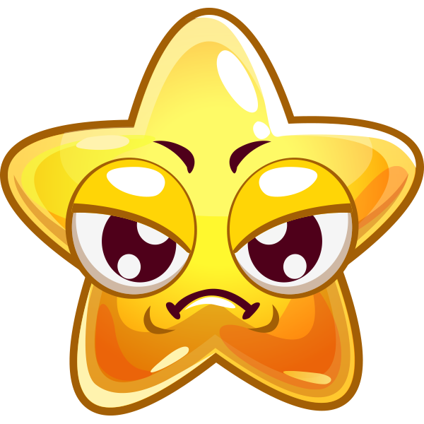 Perturbed Star Icon