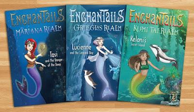 Enchantails Trio