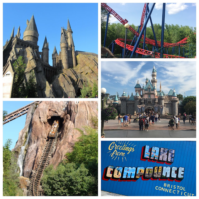 Theme Parks and Entertainment Vacation Planning Hub