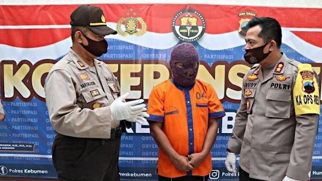 Ingkari Sumpah Jabatan, Seorang Ketua RT Justru Nyambi Jadi Maling Kambing Milik Warganya, Tertangkap Gegara Tak Kuat Lari