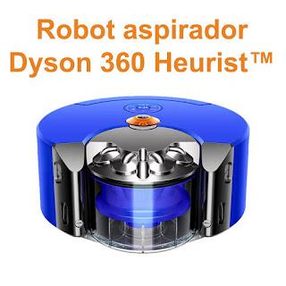40% de descuento en Robot aspirador Dyson 360 Heurist