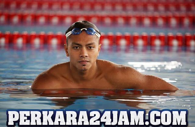 Perenang Siman Sudartawa Genjot Latihan Fisik Menjelang 2021