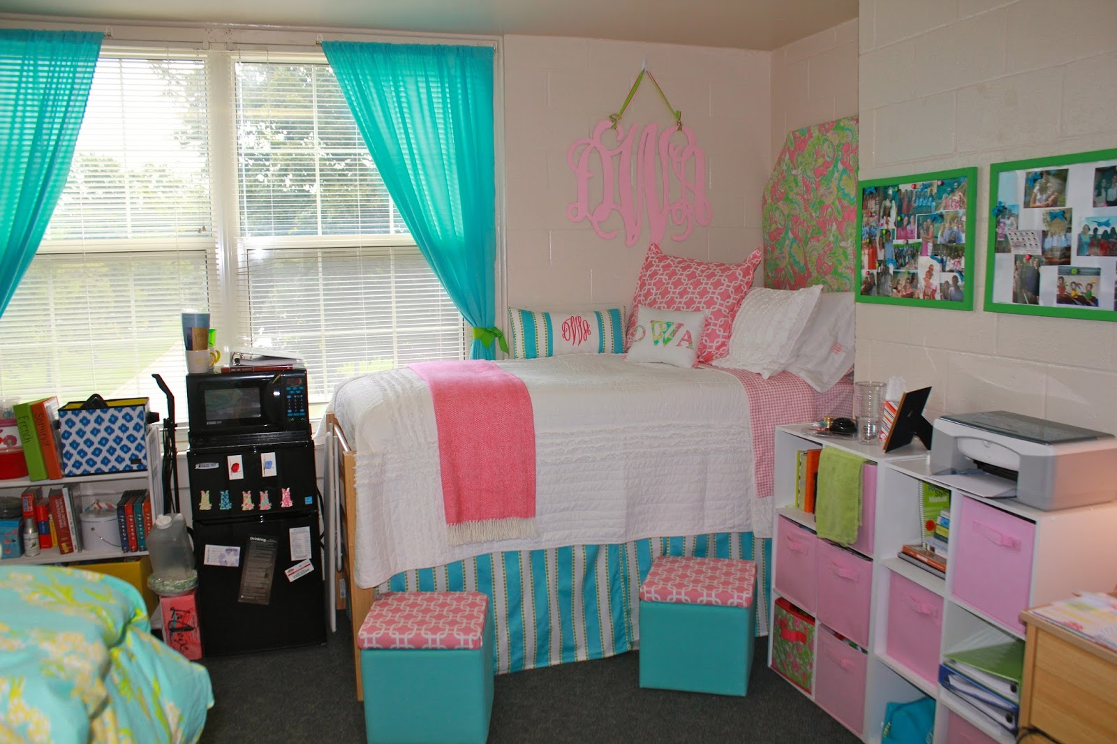 Prep in your step my dorm room - Dorm room bedding ideas ...