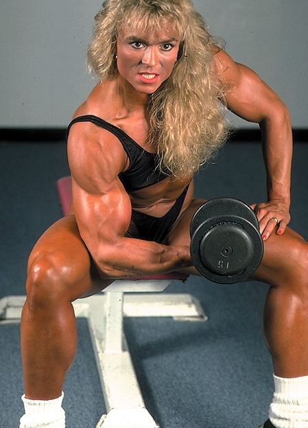 Tonya Knight IFBB professional female bodybuilder