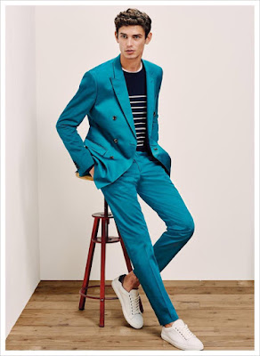 Tommy hilfiger, Arthur Gosse, Tommy Hilfiger Tailored, spring 2016, Suits and Shirts, tailored, menswear, style, Honer Akrawi,