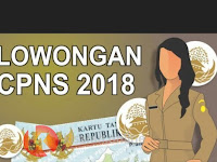 Recruitment CPNS tahun 2018 List Of Ministry Part 1