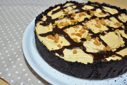 Peanut Butter Pie (Cheesecake al burro d'arachidi)