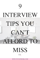top interview tips to land the job you want