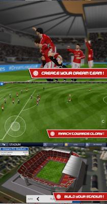 Dream League Soccer 2018 Apk Mod v5.04 + Data Terbaru Unlimited Money