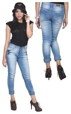 Celana Jeans Wanita TErbaru 2016