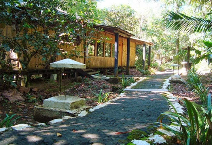 Hosterías en el oriente ecuatoriano -  Hostería El Paraíso de las Orquídeas