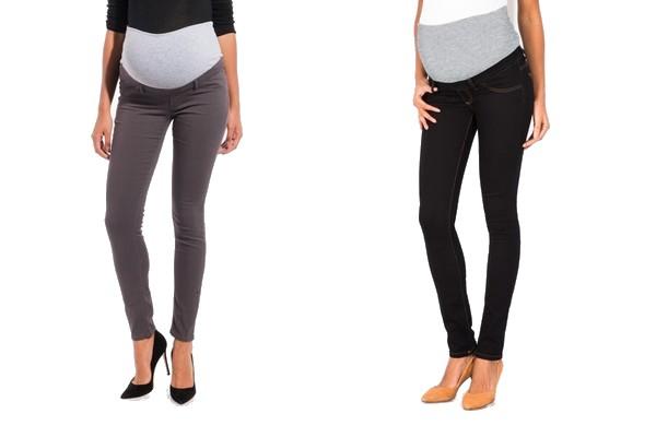 pantalon taupe pantalon noir grossesse