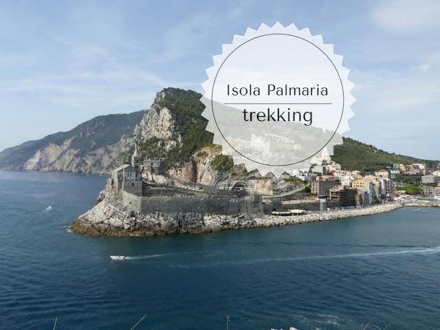 I sentieri panoramici dell'isola Palmaria