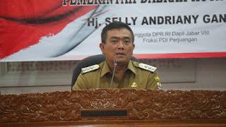 Anggota Komisi VIII Berharap Kota Cirebon Memperbaiki Data Pemetaan Sosial  Agar Bantuan Yang Disalurkan Tepat Sasaran