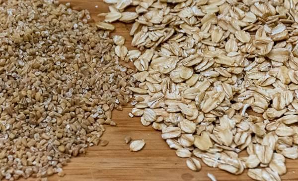 Oatmeal adalah obat tradisional
