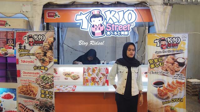 Medan Night Market: Akhirnya bisa kesini - Tokio street
