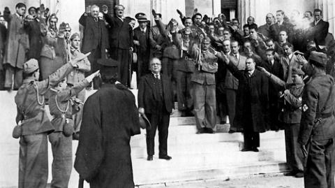 Η προϊστορία της σύγχρονης ελληνικής άκρας δεξιάς