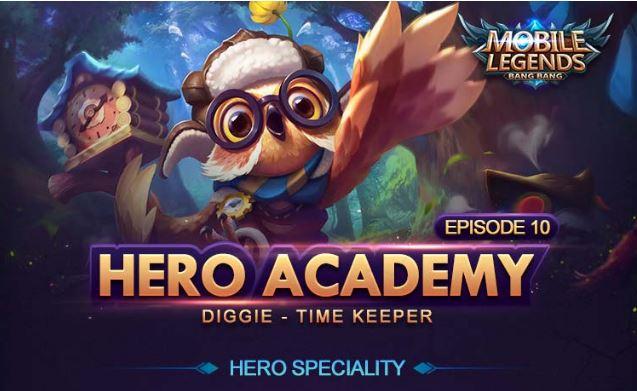 Kehebatan Hero Academy - Diggie丨Episode #10, Wajib diketahui