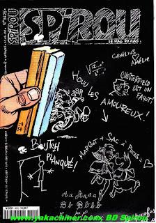 inlus poster Margot et Sac à puces