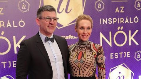 Nahát: Bombera Krisztina segít párt találni Kárász Róbertnek