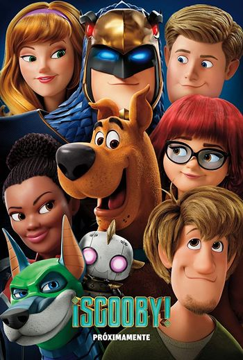 Scoob! (2020) BluRay Dual Audio [Hindi DD5.1 & English] 1080p 720p 480p x264 HD | Full Movie