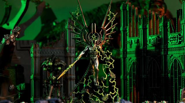 Necron Void Dragon