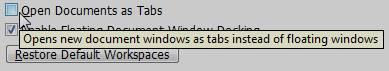 Nhận biết và khắc phục các lỗi cơ bản của phần mềm photoshop