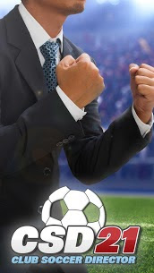 Download Club Soccer Director 2021 MOD APK  1.4.2