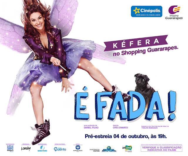 Kéfera Buchmann no Shopping Guararapes