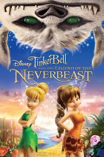 Clopotica si Legenda Bestiei de Nicaieri Tinker Bell and the Legend of the NeverBeast Desene Animate Online Dublate in Limba Romana