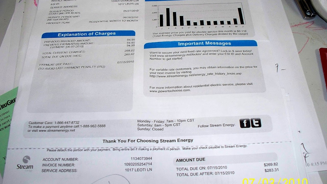 Stream Energy Phone Number >> Stream Energy Phone Number Energy Choices