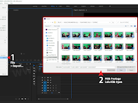 Dasar Adobe Premiere #7: Import Media File di Adobe Premiere Pro CC 2019