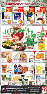 Fairway Weekly Flyer and Circulaire December 7 - 13, 2018