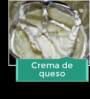 CREMA DE QUESO Y MANTEQUILLA