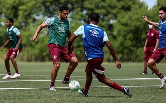 Veja como foi a preparação do Fluminense visando o duelo contra o Santos
