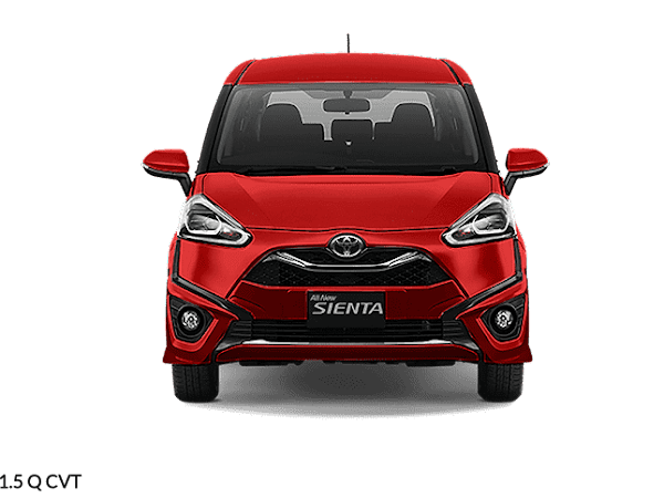 Mobil Toyota Sienta, mini MPV unik untuk keluarga