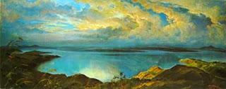 Lukisan Karya Basuki Abdullah yang Beraliran Naturalisme